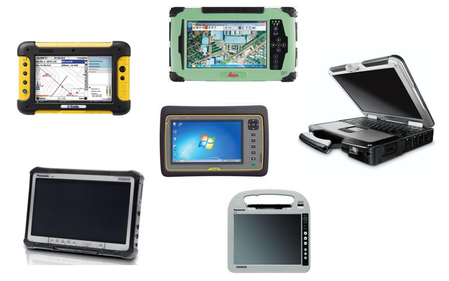 Варианты защищенных устройств для оснащения мобильных бригад