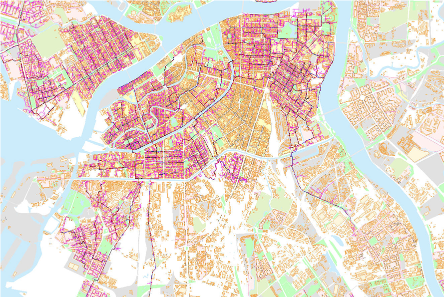 ГИС городских инженерных сетей